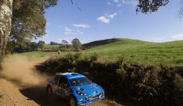 Rio Negrinho será sede da 4ª etapa do Brasileiro de Rally