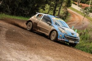 Segundo lugar para os irmãos Zettel no Brasileiro de Rally