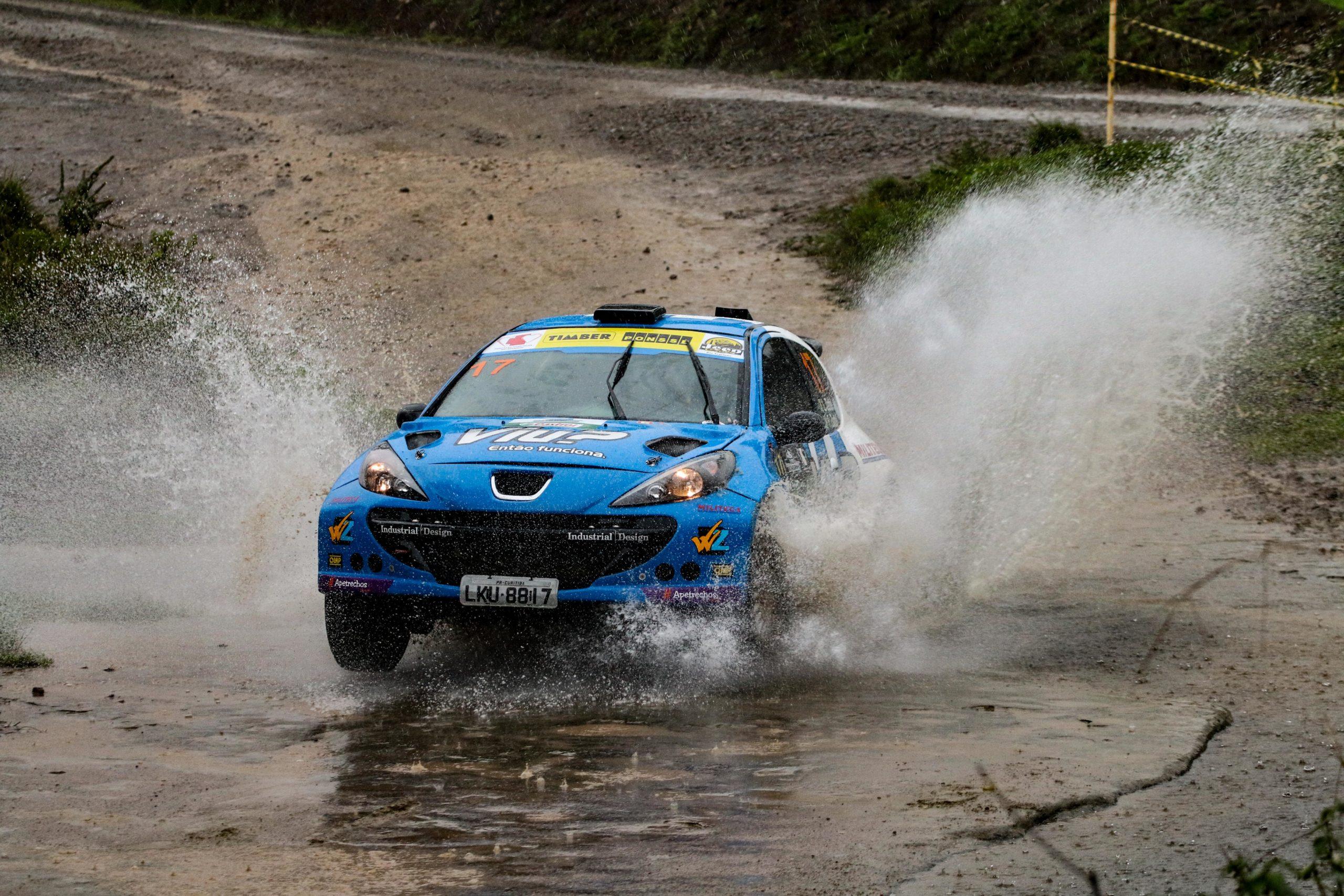 You are currently viewing Quarta edição do Rally Rio Negrinho será neste final de semana