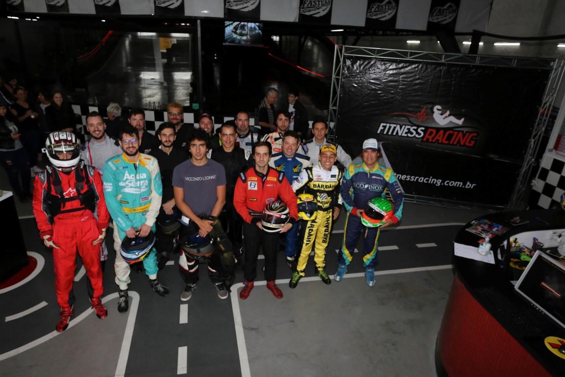 2° Desafio Fitness Racing teve 16 pilotos de 11 categorias diferentes