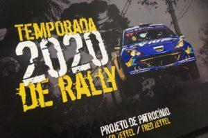 Leo Zettel / Fred Zettel seguem para mais uma temporada no Brasileiro de Rally de Velocidade