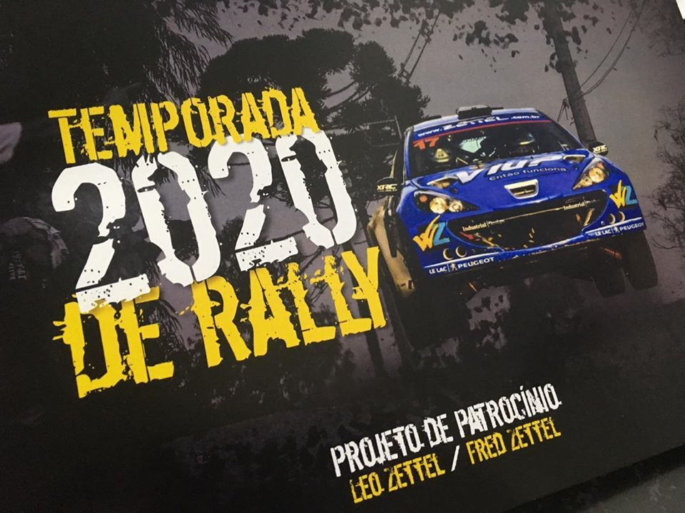 You are currently viewing Leo Zettel / Fred Zettel seguem para mais uma temporada no Brasileiro de Rally de Velocidade