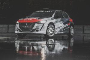 Peugeot Sport Revela o novo 208 Rally 4
