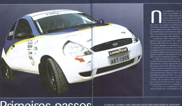 A Revista Universo Rally chega às bancas com muitas novidades