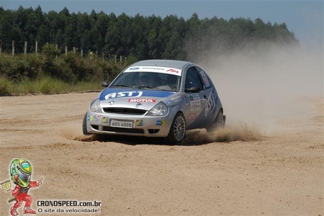 Rally de Pomerode deve ser o mais técnico da temporada