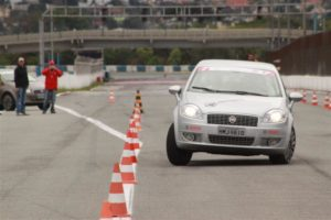 Test Drive Direção Segura Fiat