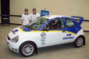 Marketing X Automobilismo: Apresentação da equipe