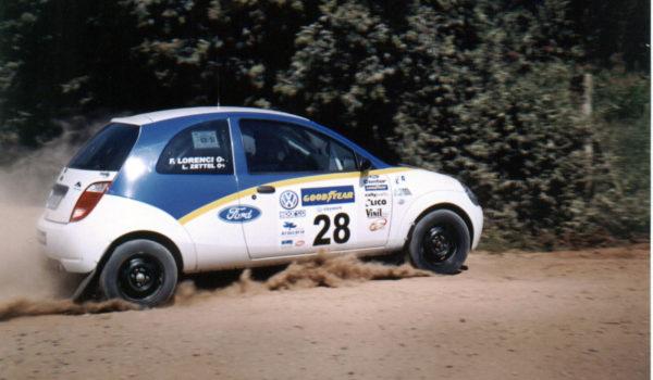 Santa Catarina abre o Brasileiro de Rally 2007