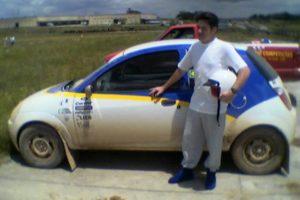 Leo Zettel é o novo instrutor de pilotagem do Rally Center