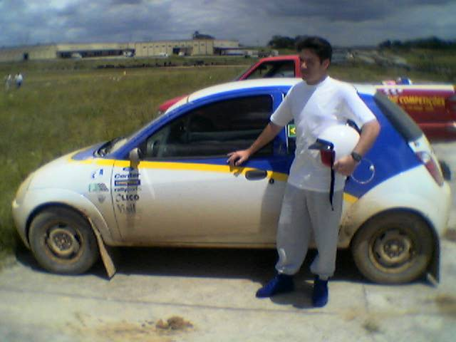 Leo Zettel é o novo instrutor de pilotagem do Rally Center