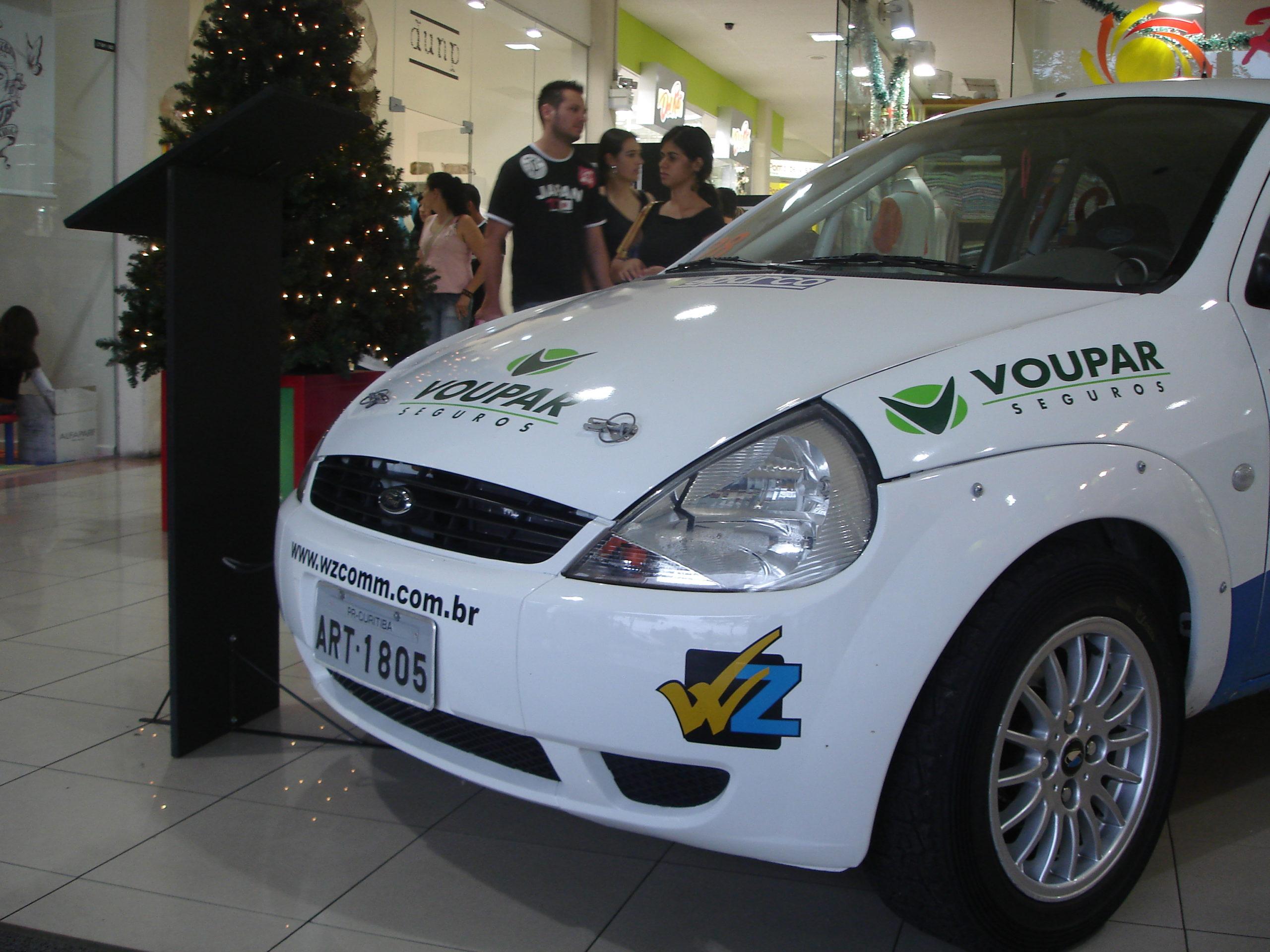 Marketing X Automobilismo: Ações Promocionais