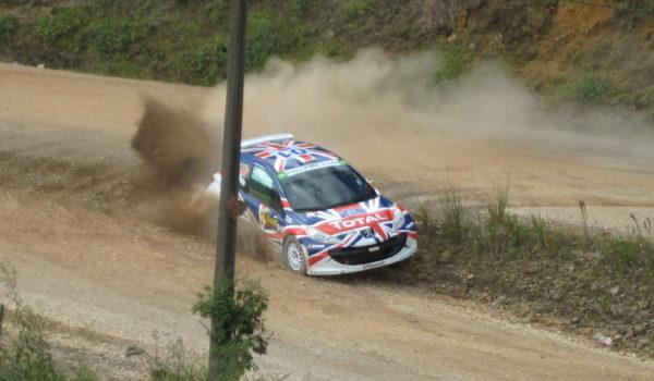 Kris Meeke vence o Rally Internacional de Curitiba pela segunda vez
