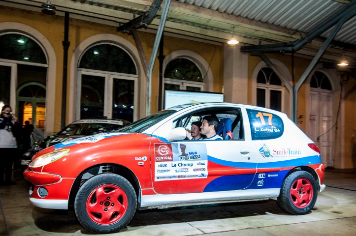 Rally de Ponta Grossa: Leo e Fred Zettel prontos para o segundo desafio do ano