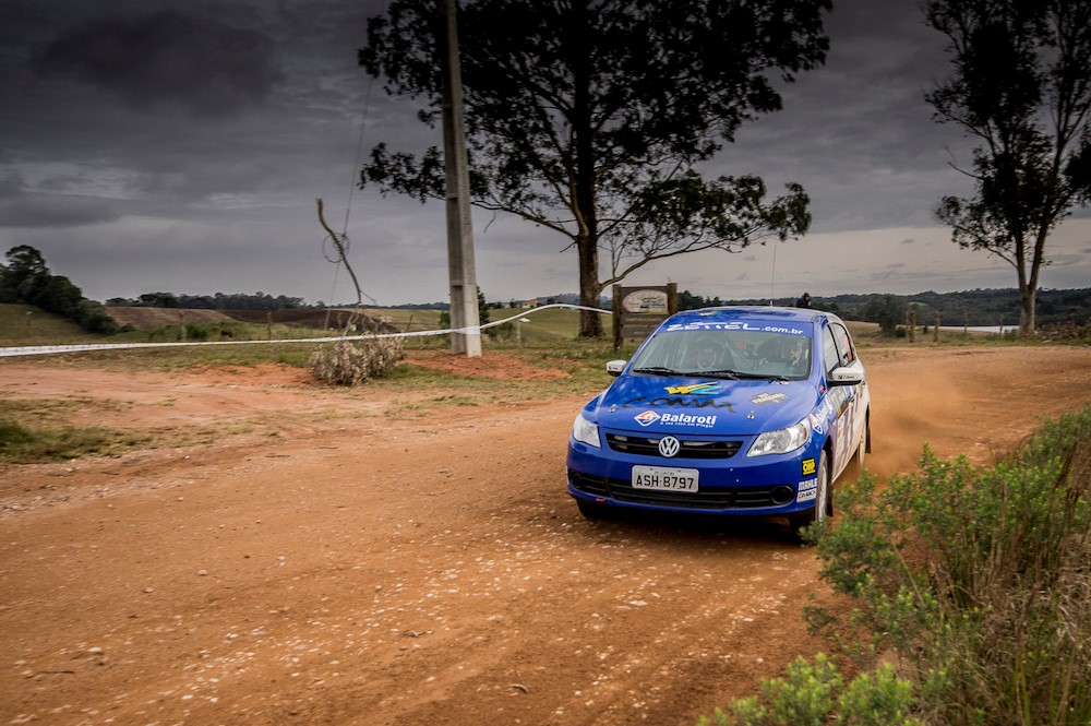 Dupla de Curitiba promete levantar poeira no Rally de Ponta Grossa