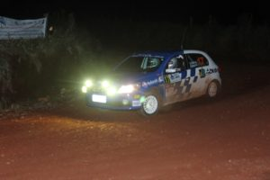 Mesmo com uma quebra os irmãos Zettel garantem 4º lugar no Rally de Ponta Grossa