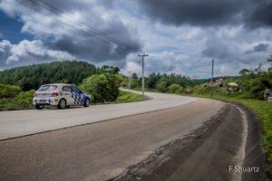 Palco pronto para o encerramento da temporada 2015 de rally de velocidade