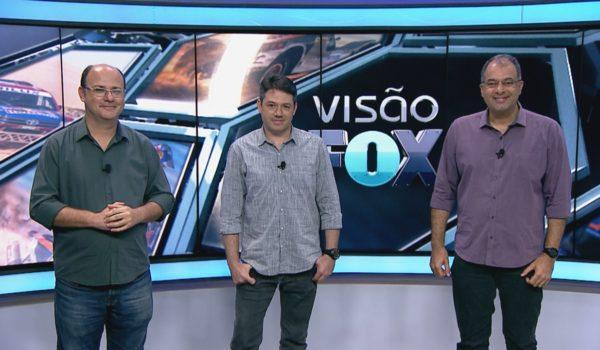 Nesta quinta-feira, Leo Zettel é convidado do programa Visão Fox