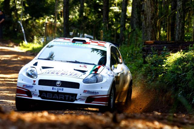 Curitiba será sede de etapa do IRC 2009