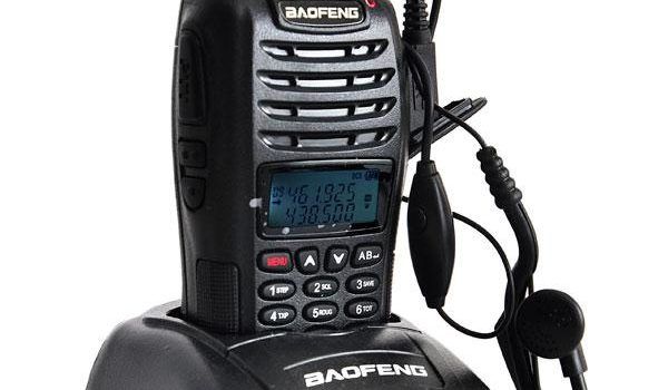 Radio Baofeng UV-B6