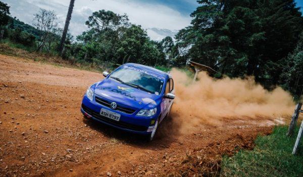 Dupla de Curitiba está pronta para defender a liderança do RallyPR