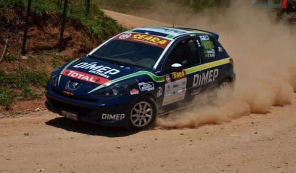 As melhores duplas do Brasil estarão no Rally de Pomerode neste final de semana