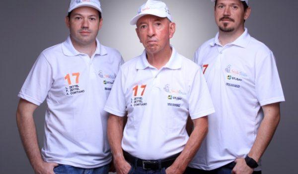 De volta às trilhas, irmãos Zettel apresentam equipe em Curitiba