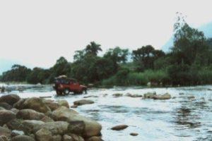 Dica: Travessia de Água