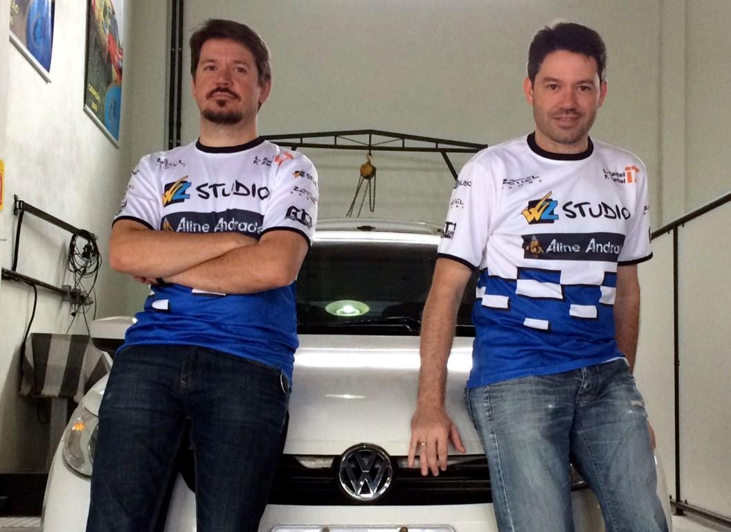 You are currently viewing Irmãos Leo e Fred Zettel estarão de carro novo em 2015