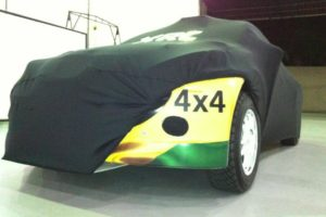 Dupla de Curitiba estreia na principal categoria do Brasileiro de Rally
