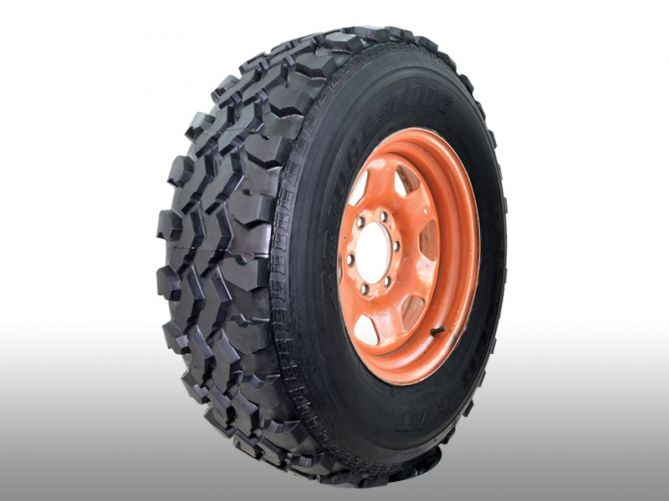 Genius Tyre 1001