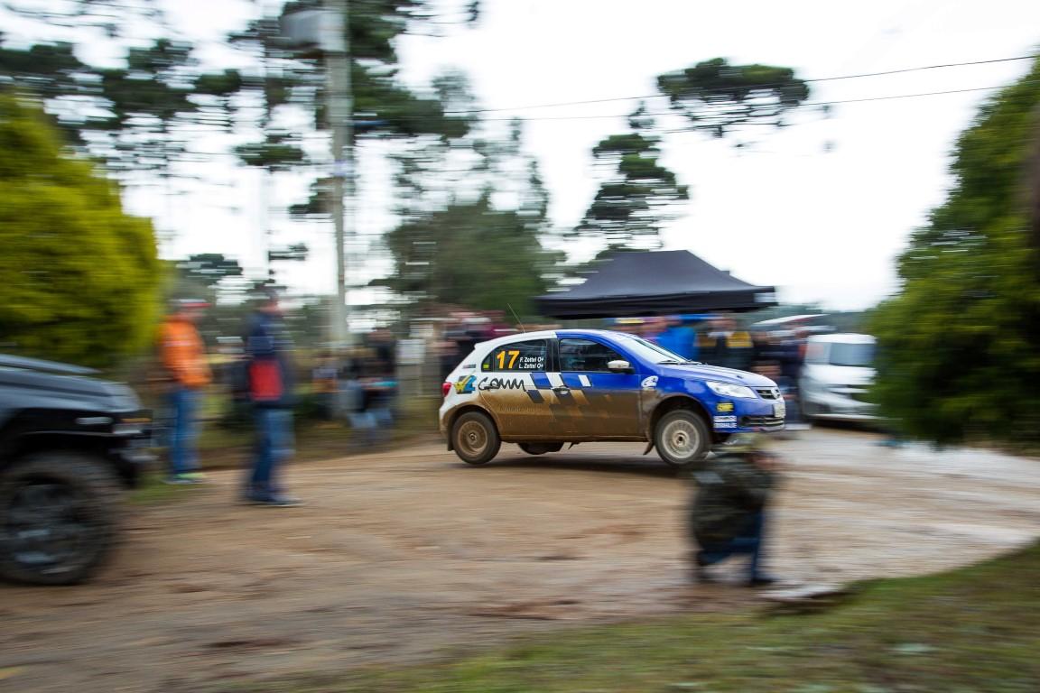 Promoção Shakedown Rally de Piraquara