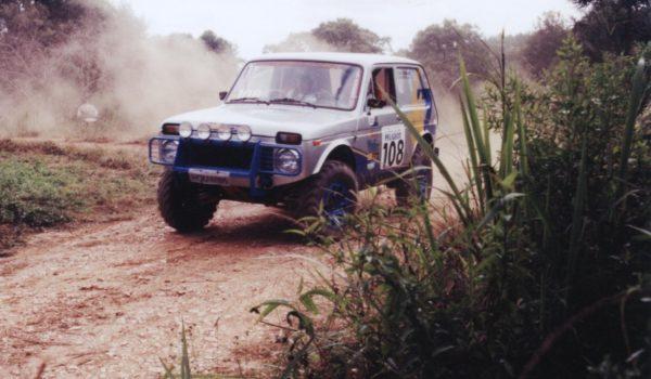 Rally de Inverno – 3ª etapa do Campeonato de Rally do Paraná