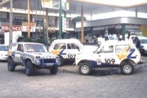 1ª Etapa do Campeonato de Rally do Paraná