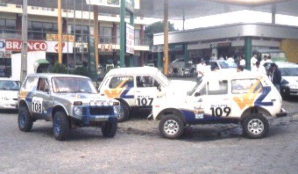 1ª Etapa do Campeonato de Rally do Paraná
