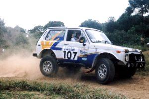 RallyTrack conquista dois lugares no podio