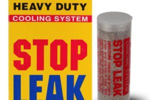 Stop Leak é sensacional!