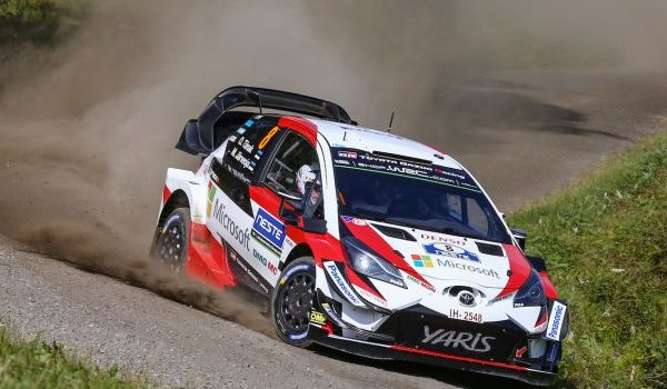 Novas Categorias do Rally 2020