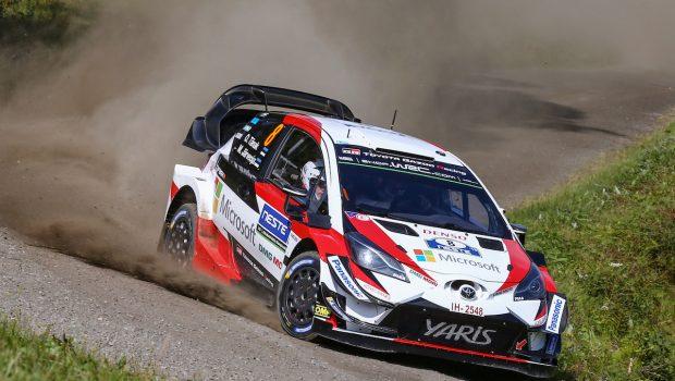 Novas Categorias do Rally 2020
