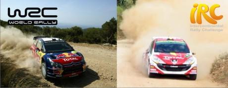 Diferenças entre WRC e IRC