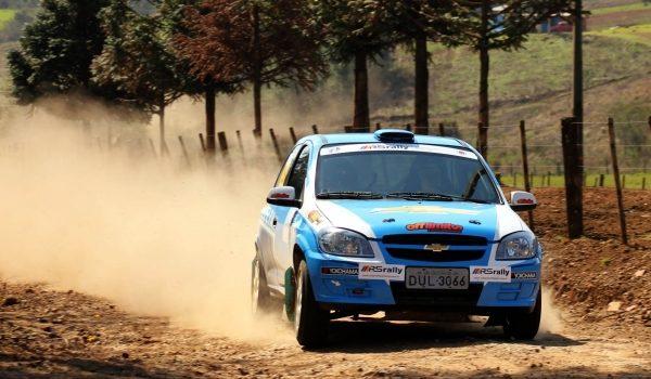 Celta Rally 1.4 faz dobradinha na ponta para vencer em Sete Lagoas, MG