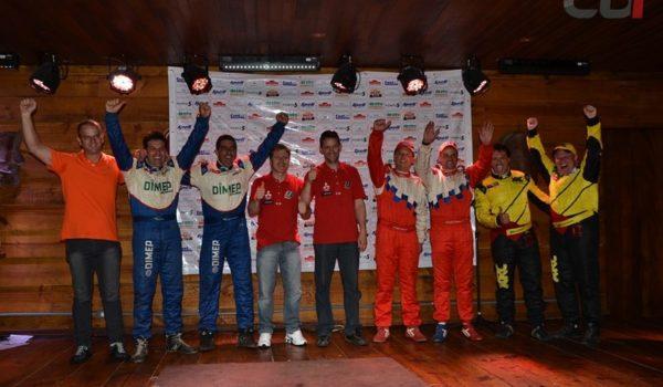 Rally de Atibaia aponta os campeões brasileiros de Rally de Velocidade de 2013