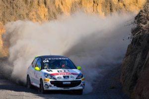 Rally de Velocidade levanta poeira em Resende (RJ)