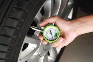 Qual a pressão ideal para cada pneu
