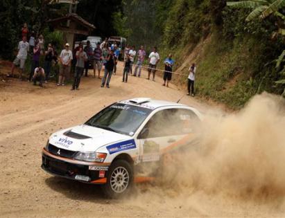 Brasileiro de Rally de Velocidade contará com apoio da Yokohama Pneus
