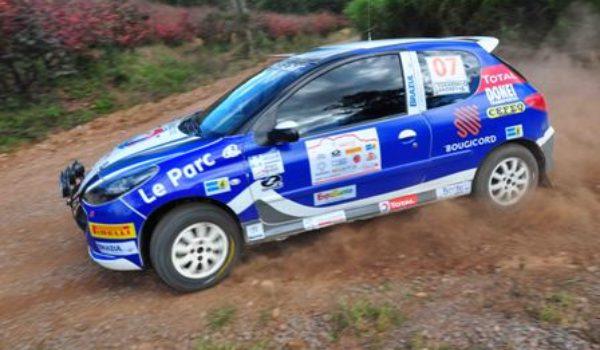 Copa Peugeot em Bento Gonçalves (RS) teve estreia em grande estilo