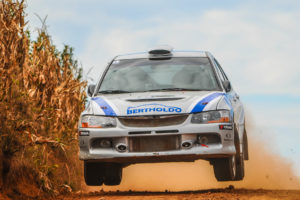 A dupla Bertholdo/ Dalmut vence a 2ª etapa do Brasileiro de Rally em Erechim na 4×4 turbo