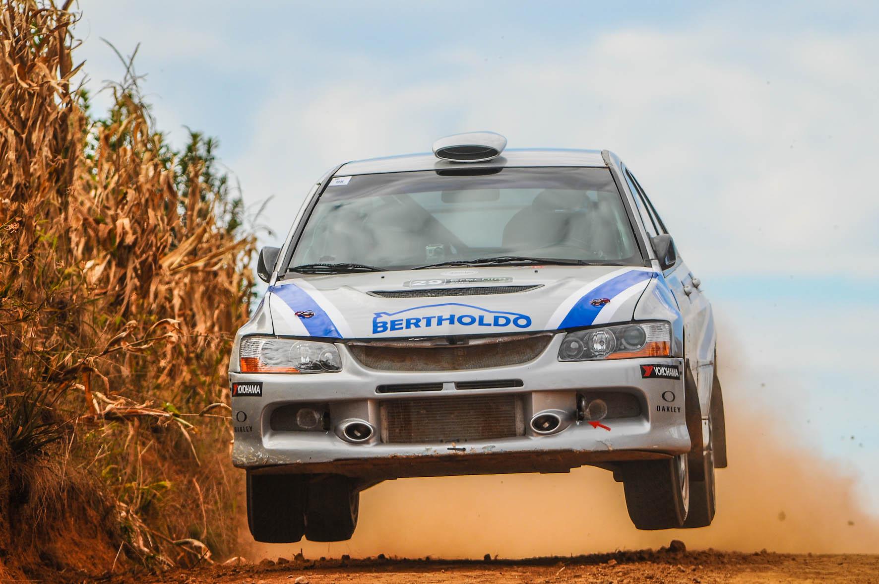 You are currently viewing A dupla Bertholdo/ Dalmut vence a 2ª etapa do Brasileiro de Rally em Erechim na 4×4 turbo