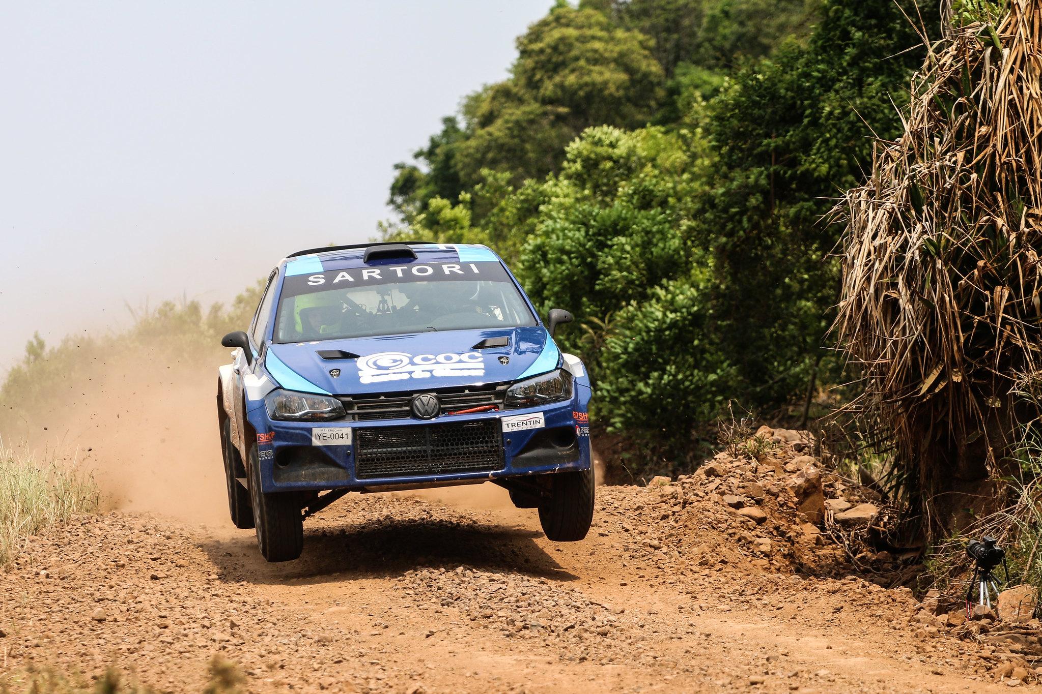 You are currently viewing Rally da Integração marca o retorno do rally