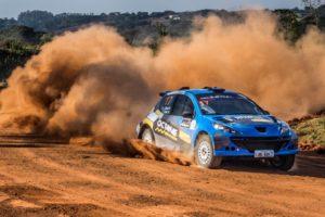Sete anos depois, Araucária volta ao Campeonato Brasileiro de Rally