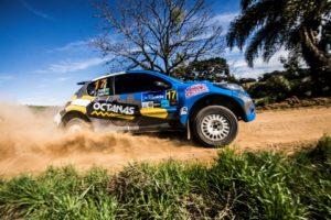 Segunda etapa do Brasileiro de Rally será em Estação / RS